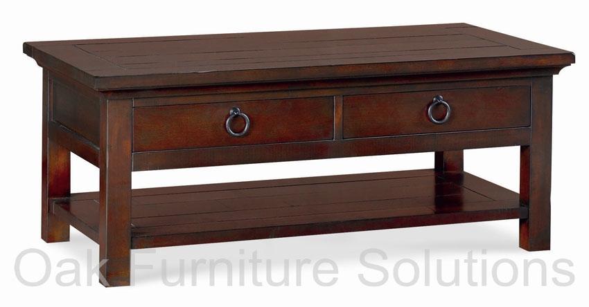 Dark Wood Coffee Table Furniture