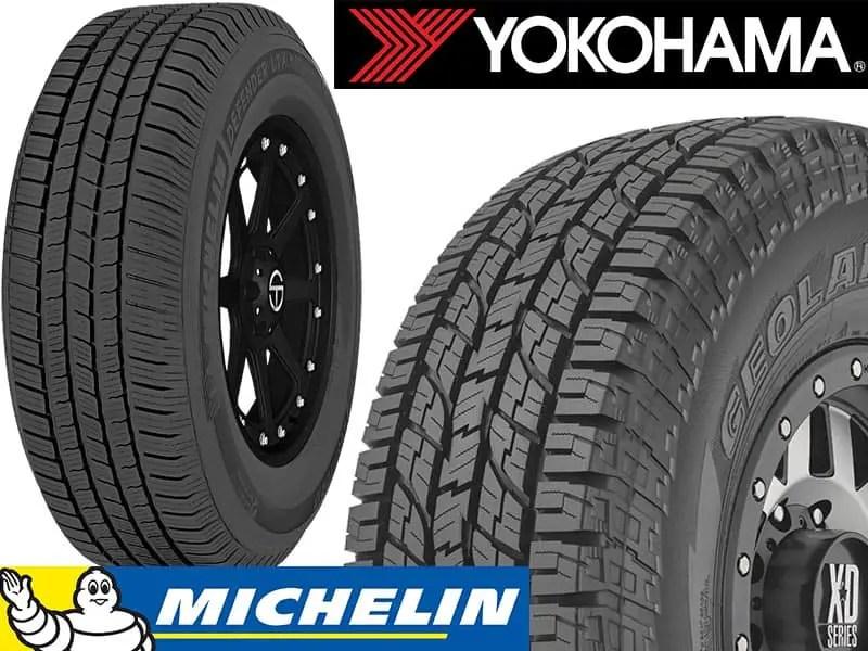 are yokohama tires as good as michelin