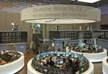 Parkiet niemieckiej giełdy papierów wartościowych