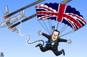Wielka Brytania będzie pierwszym krajem, który ewakuuje się z pokładu UE?