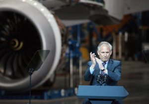Jim McNerney, obecny prezes Boeinga. |źródło:www.seattletimes.com