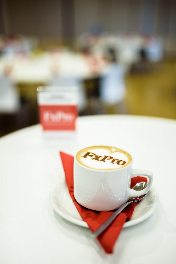 FxPro był partnerem przerwy kawowej