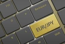 napis eurjpy na klawiaturze