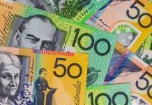 dolary australijskie