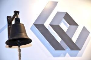 GPW sesja z dzwonkiem
