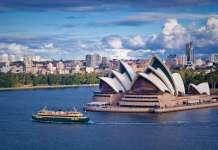 Opera House w Sydney, Australia