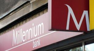 Bank Millenium w korekcie. Cena wróci do linii trendu?