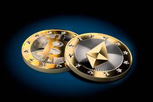 Bitcoin BTC i Ethereum ETH spadają, a wraz z nimi opłaty transakcyjne
