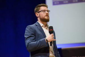 Maksymilian Bączkowski zaprasza na live trading, 27 maja 2021 r.