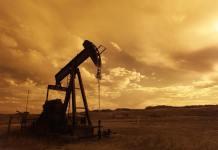 Platforma wydobywcza ropy