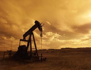 Ropa naftowa w górę, napędzana informacjami o zapasach