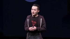 Justin Sun (Tron): Kupiłem 4145 bitcoinów (BTC) po cenie 37 tys. dol.