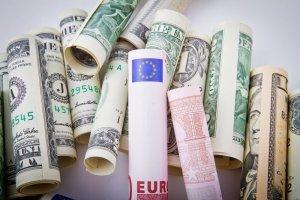 kurs euro, notowania euro i dolara
