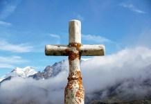 Krzyż śmierci na euro