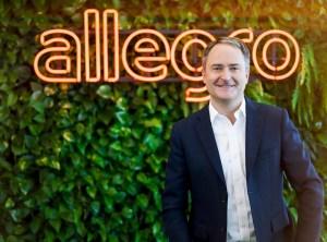 Allegro było wczoraj najsilniejszym walorem indeksu WIG20