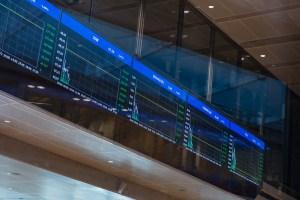 Indeks WIG20 zakończył wtorkową sesję pod kreską. Spadki w sektorze bankowym i paliwowym