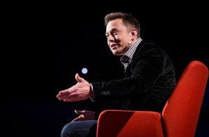 Elon Musk pisze o Cyberpunku. Akcje CD Projekt jednak bez reakcji