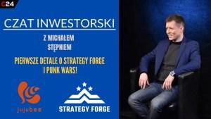 Strategy Forge celuje w niszowy segment gier strategicznych. Czat inwestorski z prezesem spółki