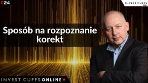 Jak rozpoznać koniec korekty? Tłumaczy Mieczysław Siudek