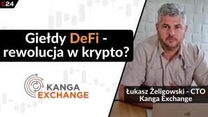 Fenomen zdecentralizowanych giełd zostanie z nami na dłużej. Rozmowa Comparic24.tv
