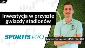 Tokeny inwestujące w piłkarskie talenty. Marcin Krzywicki, SPORTIS.PRO