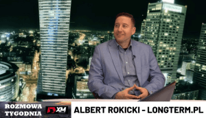 Albert Rokicki w Comparic24.TV