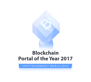 Comparic.pl Blockchain Portal of the Year 2017