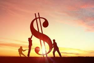 Notowania walut: dolar, euro, funt i frank