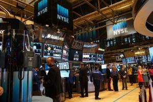 nyse exchange giełda trader