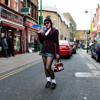 Street Style in Brick Lane East London