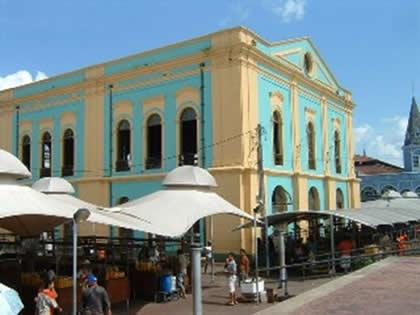 Mercado Ver-o-Peso. Foto: ABN News