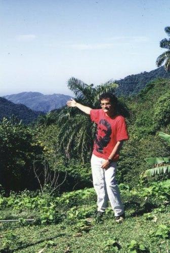 Camino a la Comandancia de la Plata 1997: Sierra Maestra, Cuba, 1997