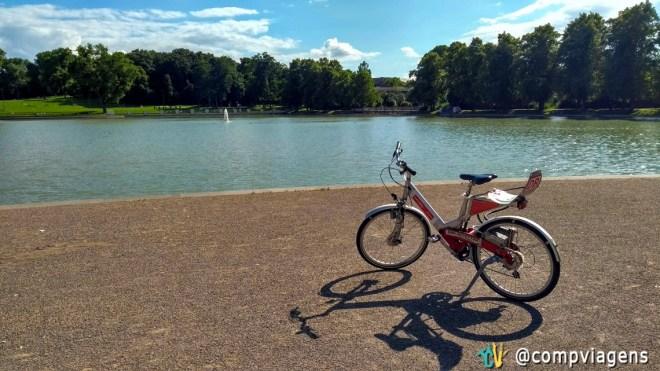 Call-a-bikea onde você for, apenas pegue uma e explore a cidade