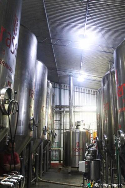 Cervejaria da Rasen Bier, Gramado