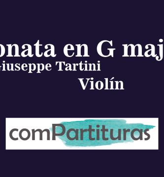 Sonata en G major