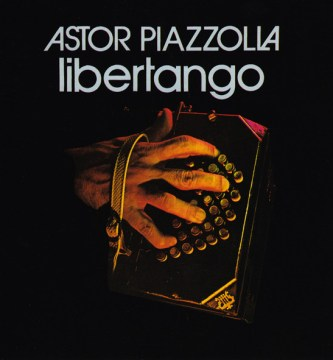 Partitura libertango