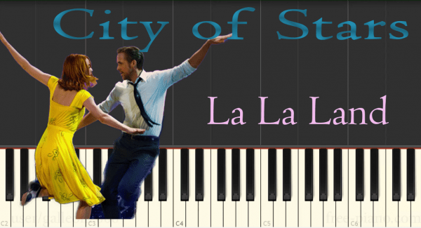 City of Stars (La La Land) - Piano (Sheet Music)