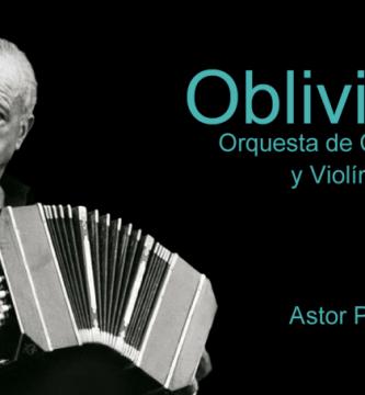 partitura oblivion orquesta