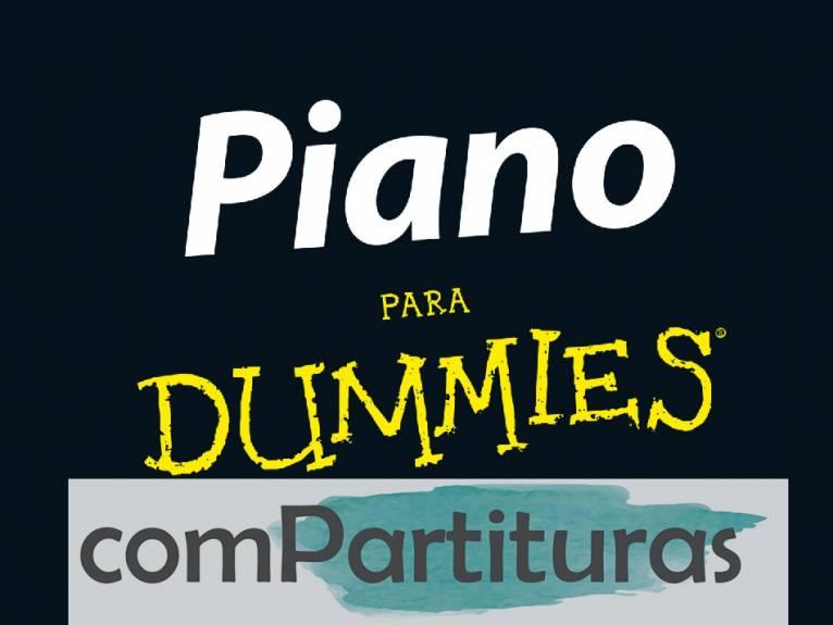 Piano para Dummies en Español + Audios