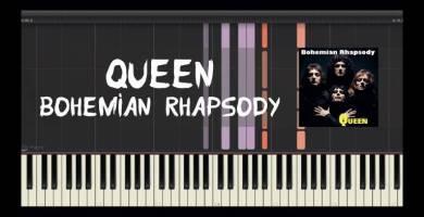 PartituraBohemian Rhapsody