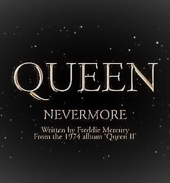 partitura Nevermore