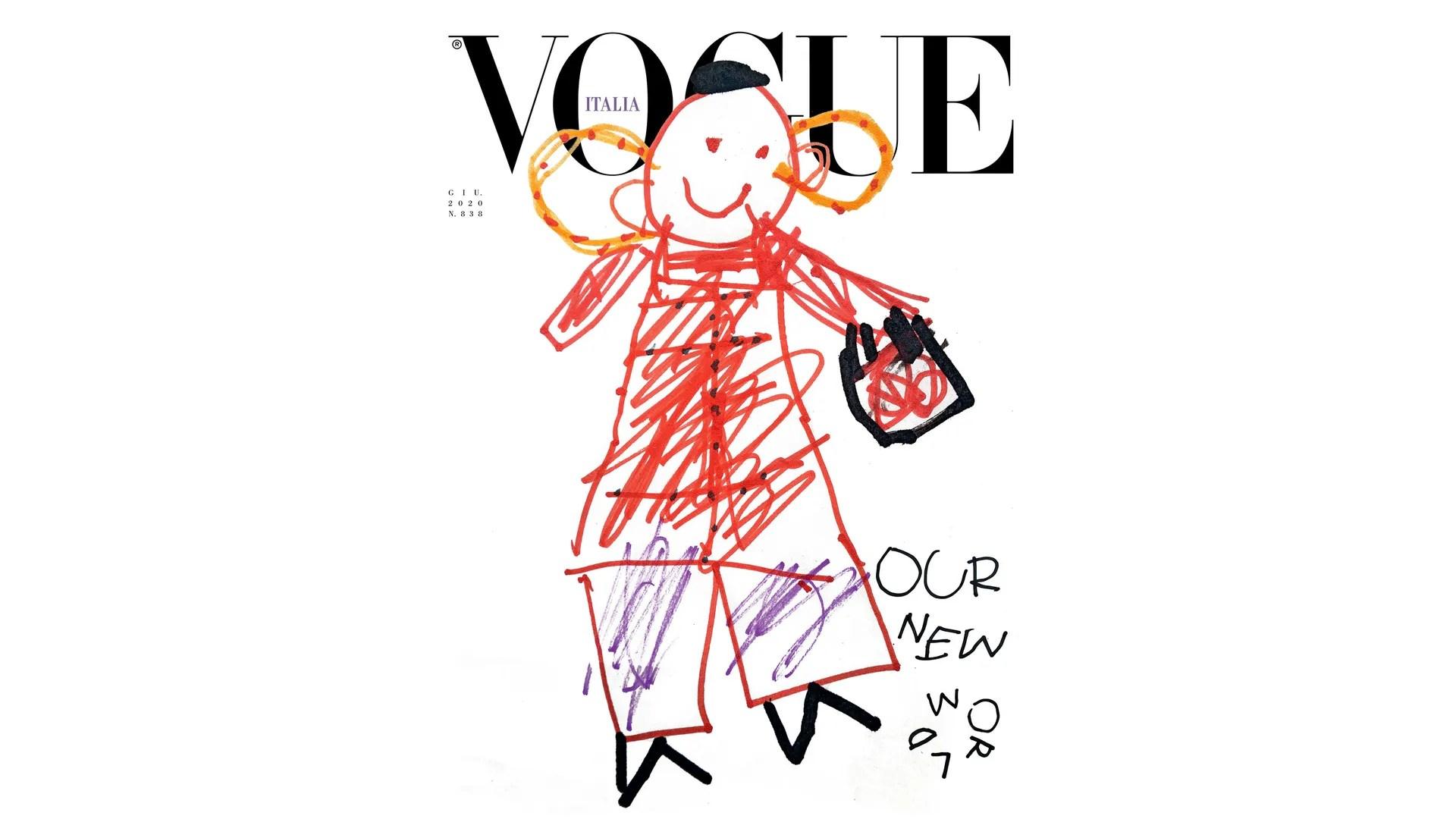 Photo of Vogue Italia di giugno: le cover