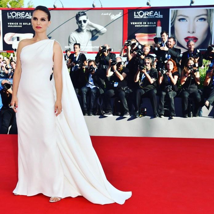 Natalie Portman, 2016
