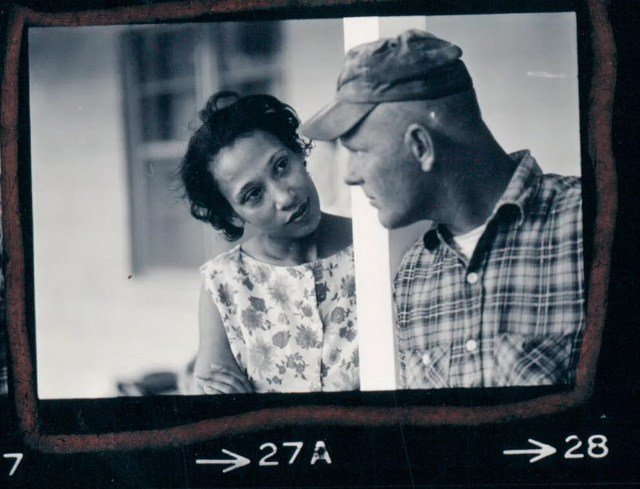 Mildred e Richard Loving, ritratti da Grey Villet.