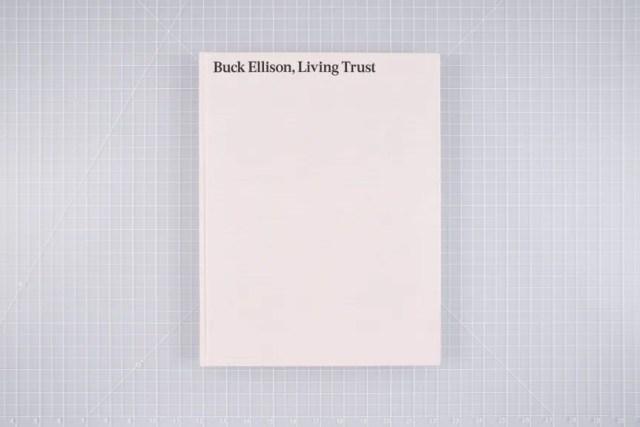 First PhotoBook / Winner: Living Trust by Buck Ellison; Loose Joints Publishing, Marseille, France