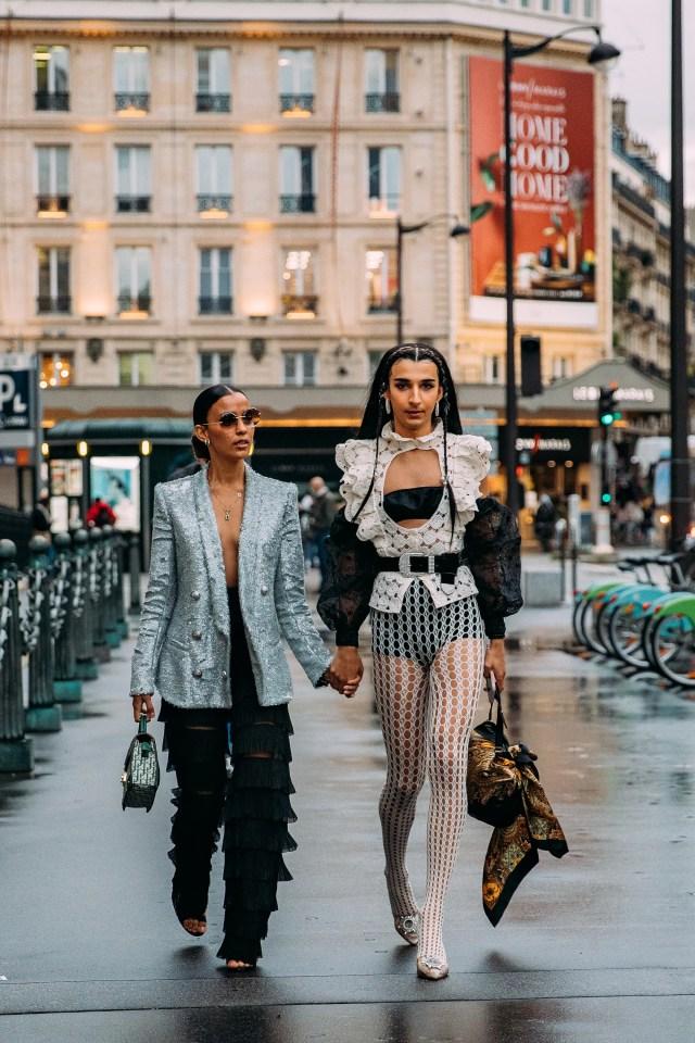 Street Style: Parigi, ottobre 2020