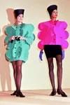 Pierre Cardin's Haute Couture show in Paris for SS 1993