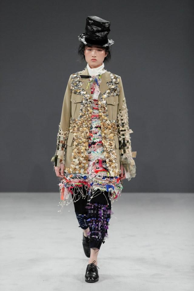 Viktor & Rolf Haute Couture autunno inverno 2016