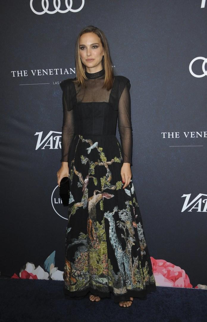Natalie Portman, 2018