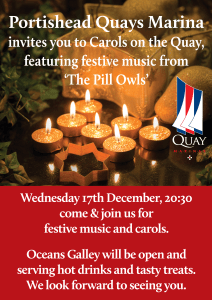 Carols on the Quay-page
